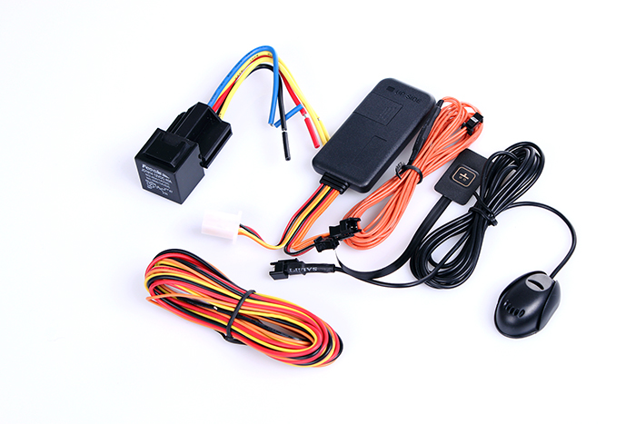 TK116 GPS Tracker and All Accessories