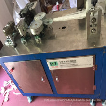 Casquette chirurgicale jetable de mob de machine faisant la machine avec l'élastique