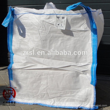 Breathable pp bulk firewood big bags for America,Canada&Europe