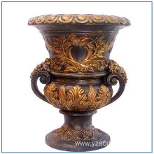Antique Bronze Vase For Home Decoration
