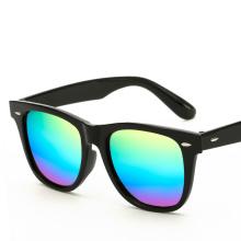 2019 farbige Kunststoff-Sonnenbrillen