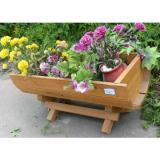 wooden planter box/flower planter