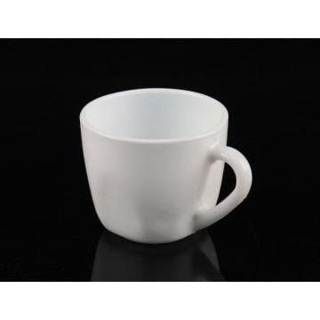 Матовая многоразовая керамическая чашка для молока оптом