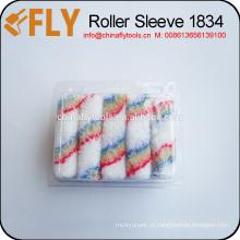 Escova de rolo de pintura de tecido de alta qualidade