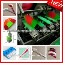 Perçage automatique de brosse de commande numérique par ordinateur de 5 axes et machine de tufting / machine de brosse