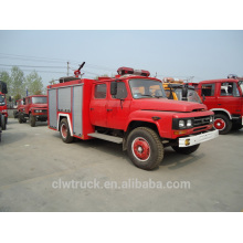 4 toneladas Dongfeng tanque de agua del camión de bomberos, 4x2 de lucha contra incendios precio de camiones