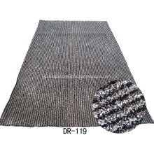 Polyester Strip Shaggy carpet