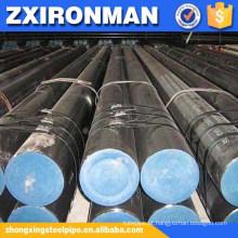 SAE 1020 tubo de aço sem costura