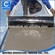 Modifiziertes selbstklebendes Bitumen billige Dachmaterialien