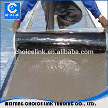 Modified self-adhesive bitumen cheap roofing materials