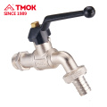 Long handle brass faucet tap Bibcock for water