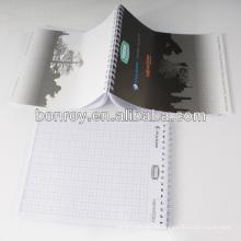 Unliniertes Kompositionsnotizbuch