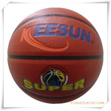 Laminierter PU-Basketball für Promotion-Geschenk