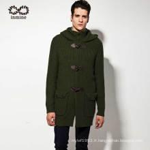 Manteau en laine en alkyde en laine en alkyde en laine en nylon