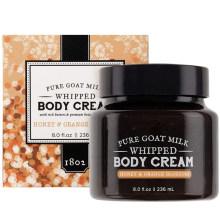 Honey & Orange Blossom Goat Milk Body Butter Whipped Body Cream
