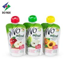 Stand Up Spout pouch Disposable Drinking Bag Pouch