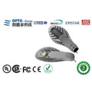 Meanwell driver 80W Outdoor LED Street Lights , IP65 Waterp