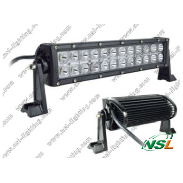 72W LED Light Bar off Road SUV Jeep Offroads Boat Worklight for Truck