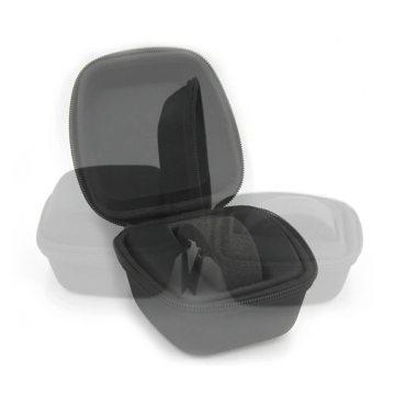 Black Watch Travel Case Hard Protective Gift Box with EVA Foam