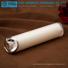 YB-S60 60ml especial recomienda característica estable personalizable 2oz delgado y alto botella de acrílico