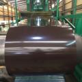 Bobina de aço impressa em cores