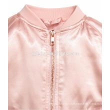 Мягкое касание материал для детей пиджаки обычай датин варсити куртка