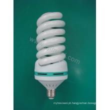 Energia total em espiral, lâmpada de poupança