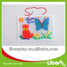 Do It Yourself, Kinder Plastikblock Spielzeug aus Plastik Block Spielzeug Serie LE.PD.089