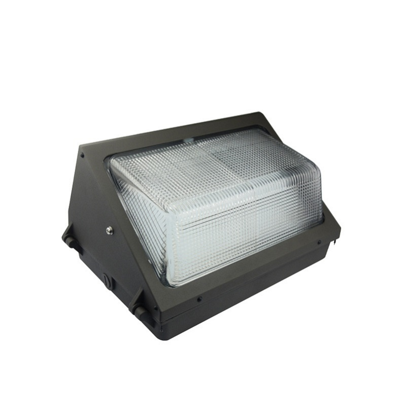 60W 6300lm led wall pack light for garden