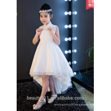 sex girls photos open girl dress of 9 years old High neck sleeveless baby dresses ED749