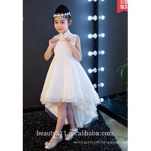 sex girls photos open girl dress of 9 years old High neck sleeveless baby dresses ED749