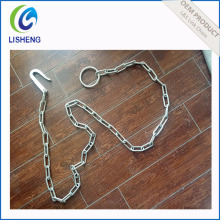 Stockbreeding Galvanized Iron Ox Chain