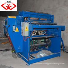 Fully Automatic and Semi-Automatic Welded Wire Mesh Machine