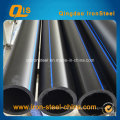 HDPE Pipe for Water Supply by HDPE100, HDPE90, HDPE80