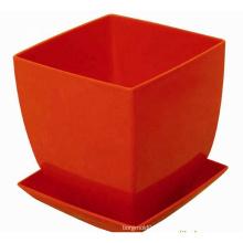 Flower pot mould maker Zhejiang taizhou pvc flower pots injection mould made in china