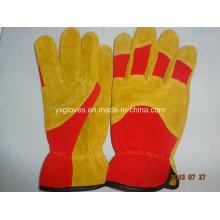 Leder Handschuh-Arbeit Handschuh-Mechaniker Handschuh-Industrie Handschuh-Handschuh-Industrie Handschuh-Billig Handschuh