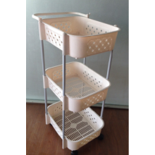 Rolling Storage Rack, PP