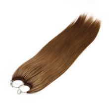 12A Top Grade Quality All Color 8-30inch Brazilian Hair No Tip Hair Extension Human Hair Remy Hair Virgin Hair