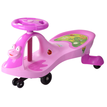 Baby Swing Ride On Car Music Frog Products