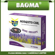 2014 Hot Sell Negro sándalo mosquito bobina