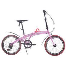 Best Price  20inch 8 Speed Folding Bicycle Folding Bike