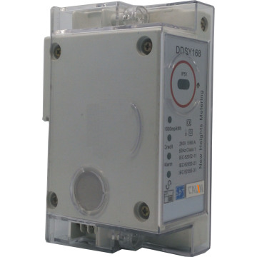 DIN-Schienenmontage Keypad Split Energy Meter mit Ciu