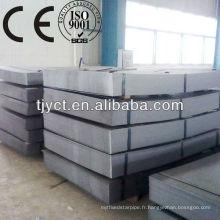 q345 plaque d'acier allié