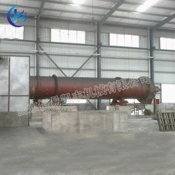 Biomass Carbonization Furnace Wood Carbonization