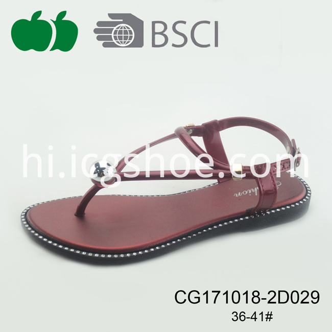 new design beautiful sandals