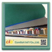 Tissus acryliques teints à 100% de haute qualité