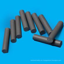 Gray Engineering Plastic Quality PVC Rod