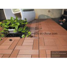 Instalação fácil ao ar livre piso decks DIY