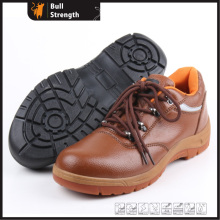 PVC Outsole with Artificial Leather Working Shoe (SN5256)