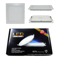 12W/15W/18W/24W RGBW Color Dimmable LED Light Panel